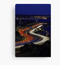 Kwinana Freeway - Western Australia  Canvas Print