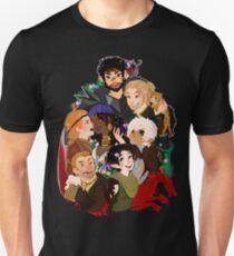 Dragonn Age 2 Champions Unisex T-Shirt