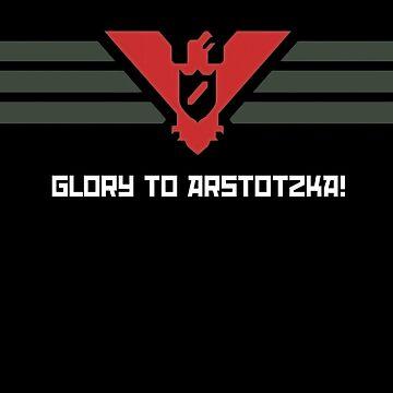 Glory To Arstotzka! by LostKittenClub