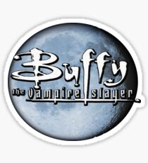 Buffy logo Sticker