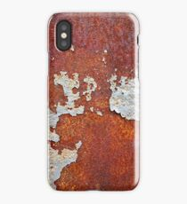Old Vintage Rust iPhone Cases iPhone Case