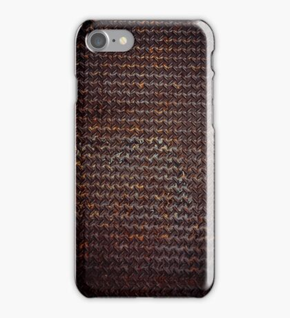 Old Vintage Rust iPhone Cases iPhone Case/Skin