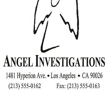 """Angel Investigations (From the series """"Angel"""") by LostKittenClub"""