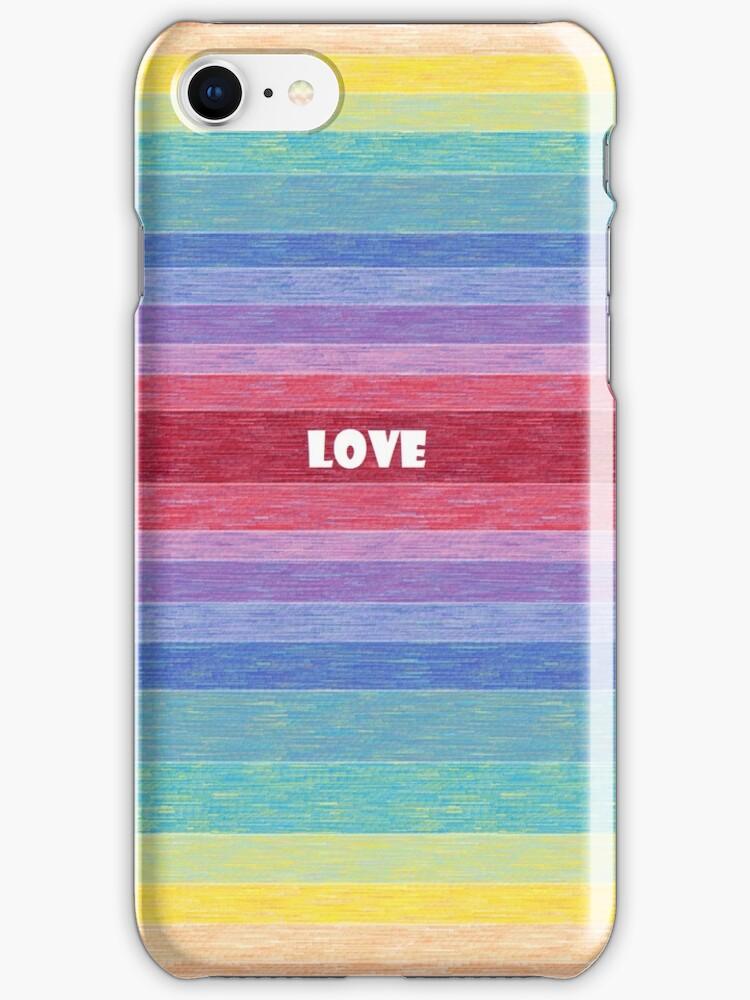 Rainbow, Love by Cagri