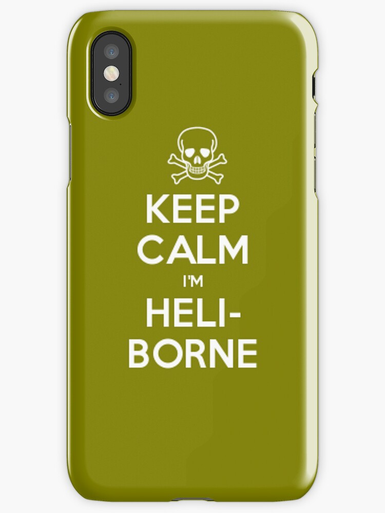 Keep Calm I'm Heliborne trained! by zijing