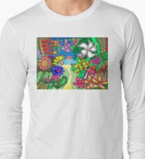 Floradise Long Sleeve T-Shirt