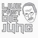 «Vive rápido, muere Jung» de bd0m