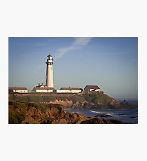 Pigeon Point Lighthouse, Highway 1 - California Photographic Print