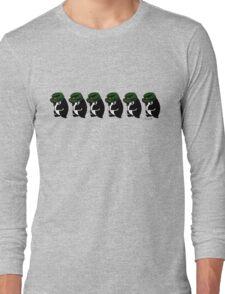 Cold Warriors Long Sleeve T-Shirt