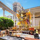 Brahma Shrine at Caesars by Yhun Suarez