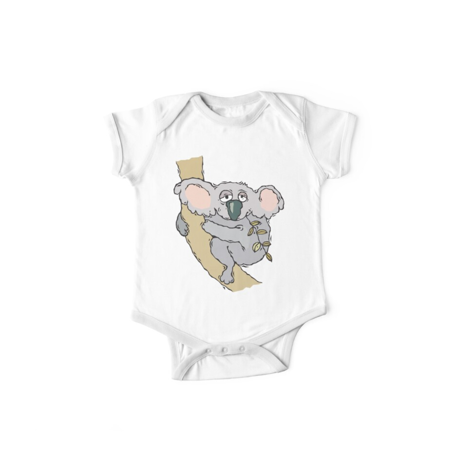 06b2d6de 'Koala Bear' Kids Clothes by FunnyT-Shirts