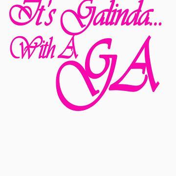 It's Galinda... by tothebarricades