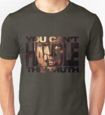 Camiseta unisex Maneje la verdad