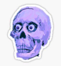 CREEP II (purplish) Sticker