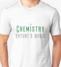 Chemistry Nature's Magic - Green T-Shirt