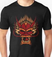 Tribal Dragon Tattoo Unisex T-Shirt