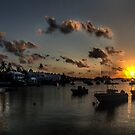 HARBOURFRONT SUNSET... by buddybetsy
