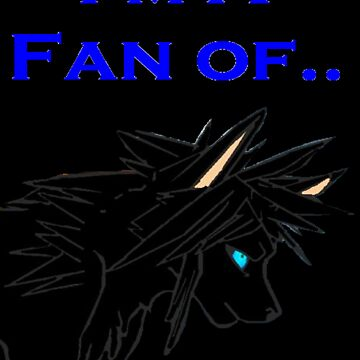 Wolf Prince Audiobook - I'm A Fan Of... (Black) by FFSteF09