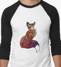 Space Fox Men's Baseball ¾ T-Shirt