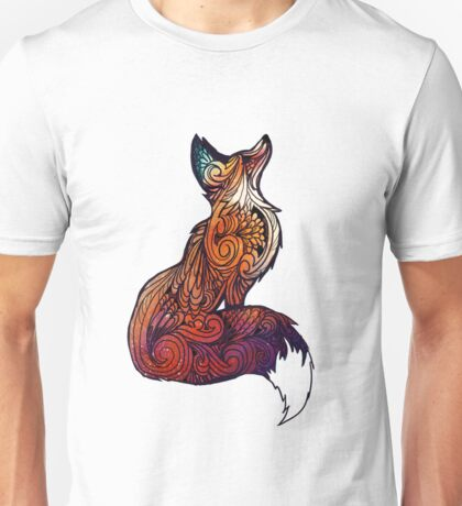 Space Fox Unisex T-Shirt