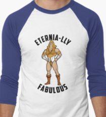 SHE-MAN: Eternia-lly Fabulous Men's Baseball ¾ T-Shirt
