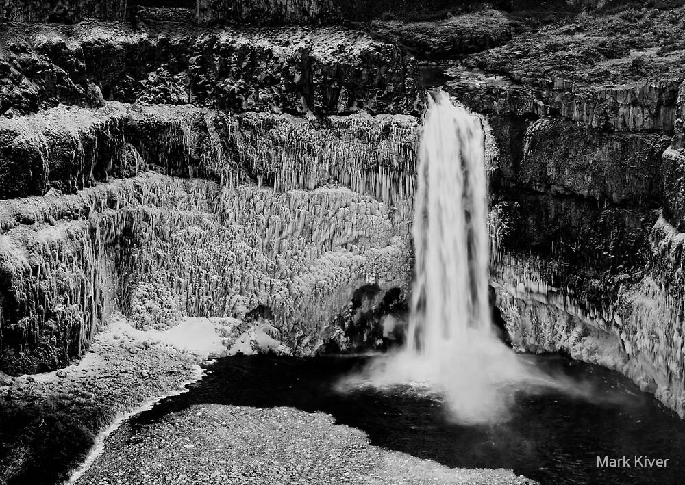 Winter Palouse Falls 3 by Mark Kiver