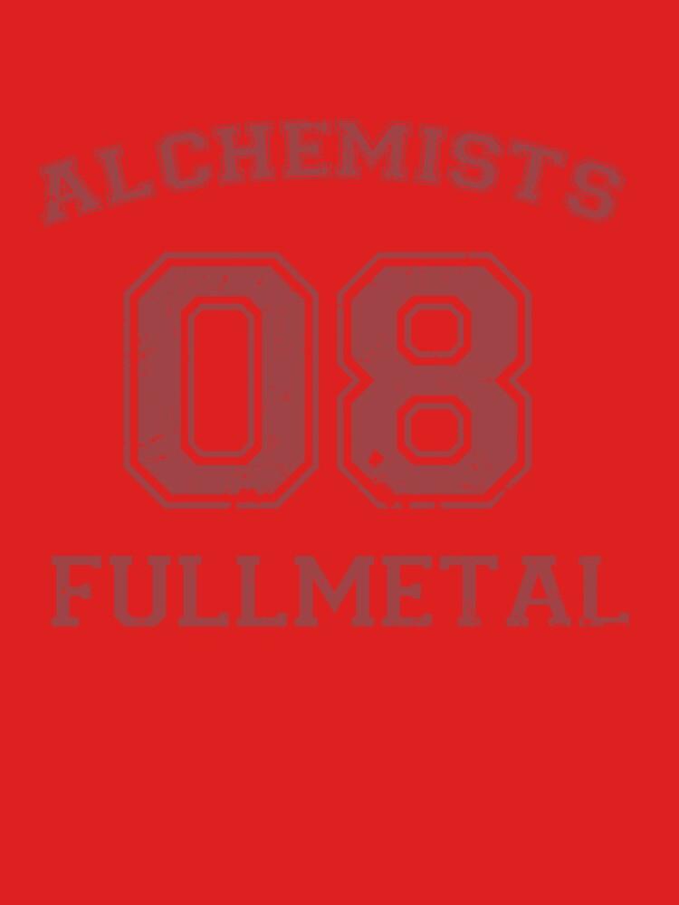 Fullmetal Alchemist #08 by drfrankensara