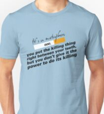 The Fault in Our Stars | It's a Metaphor T-Shirt