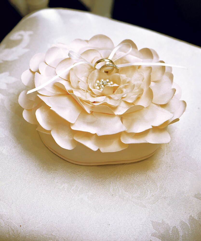 Wedding Ring Pillows by Weddingstar