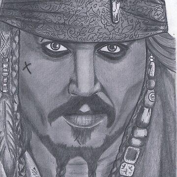 Johnny Depp by alitalks