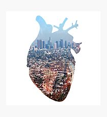 Heart of the City Photographic Print