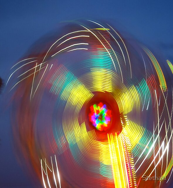 Show Lights 01 by Stethaki