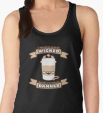 Drink of the Damned Women's Tank Top