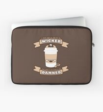 Drink of the Damned Laptop Sleeve