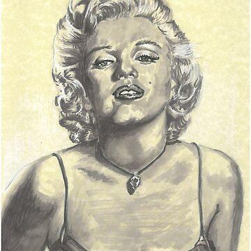 Marilyn by tonito21