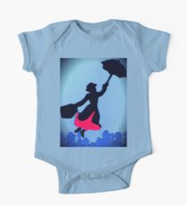 Mary Poppins In Flight Kids Clothes