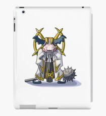 Final Fantasy- Mr Mime Cleric iPad Case/Skin