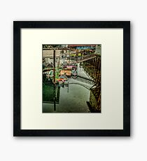 Calm Gig Framed Print