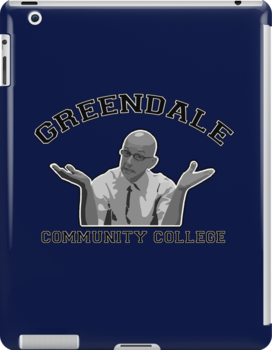 Greendale Community College - Dean Pelton by valebo1989