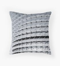Post-Modernism Throw Pillow