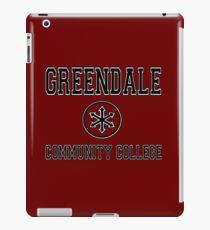 Greendale Community College iPad Case/Skin