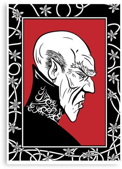 Nosferatu - Count Orlok by Iain Maynard