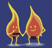 Naked Flames by SevenHundred