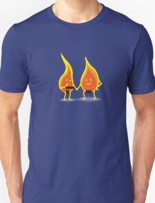 Naked Flames T-Shirt