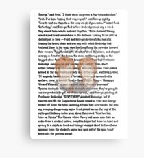 Fred and George Weasley Metal Print