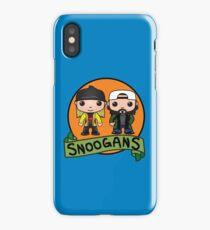 Snoogans! iPhone Case/Skin