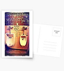 Restroom Funk Postcards