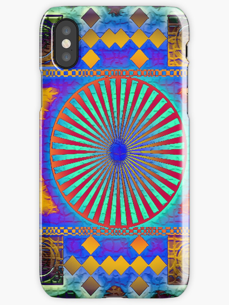 Playing Tricks iphone case-as prompted by One Mr Brown! by sarnia2