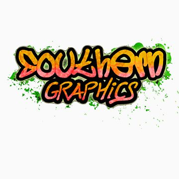 logo t-shirt by SouthernGraphic