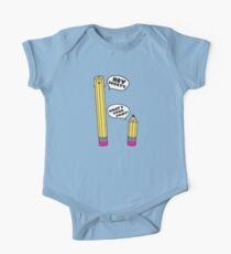 Hey Shorty! What's Your Point? Kids Clothes